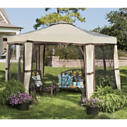 Ashberry Hexagon Gazebo