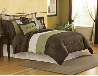 6 Piece Reflections Bedding Set