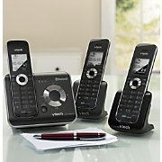 Vtech 3 Phone Cordless Bundle