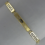 Personalized Inspiration Bracelet