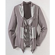 Cardigan Corlina Multi Stripe