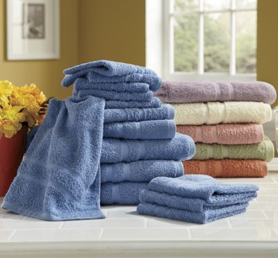 Towels, Palisade 14-piece Set
