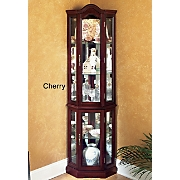 Lighted Corner Curio B