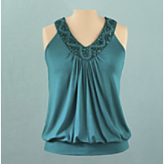 Sherelle Beaded Top