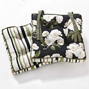 magnolia chair cushion