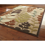 Portera Leaf Indoor Outdoor Rug