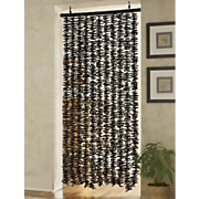 black seagrass screen