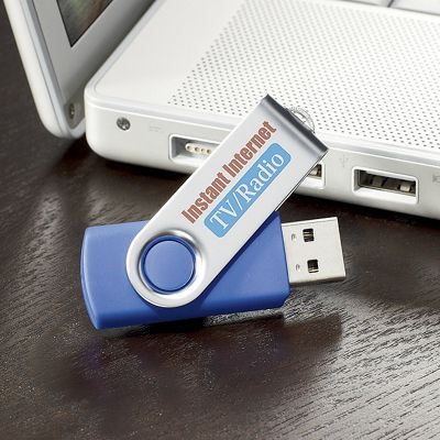 USB Stick, Instant Internet TV/Radio