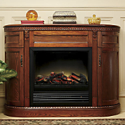 Signature Electric Fireplace