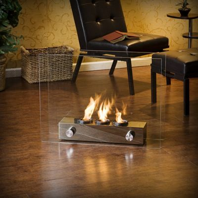 Portable Indoor Outdoor Fireplace