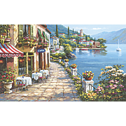 Overlook Cafe Mural