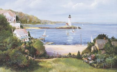 Lighthouse Cove Mural
