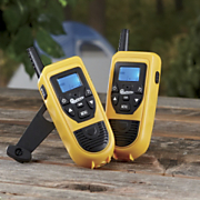 10 mile Two way Radios With Hand Cranks