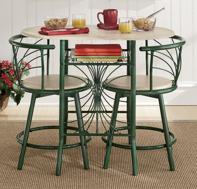3 Piece Colorful Bistro Set