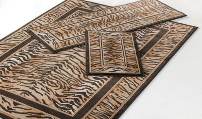 Serengeti 3 Piece Rug Set