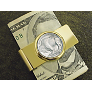 Buffalo Nickel Moneyclip