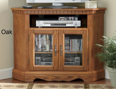 Lexington Tv Corner Cabinet A