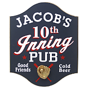 10Th Inning Pub Sign