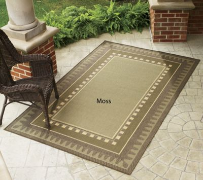 Clemmons IndoorOutdoor Rug