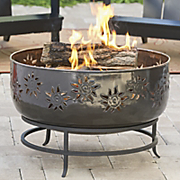 Sun Lovers Fire Pit