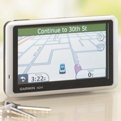 43 Screen Gps With Fuel Saver Routing By Garmin