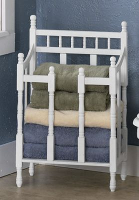 Cottage Towel Rack