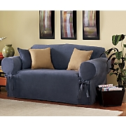 Ultra Soft Sueded Microfiber Slipcovers