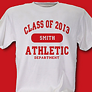 Class of Athletic Club T Shirt