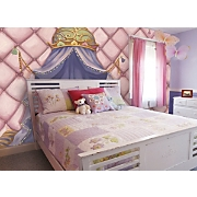 Princess Canopy Wall Mural