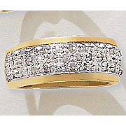 Diamond Unisex Band