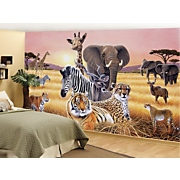 Safari II Wall Mural