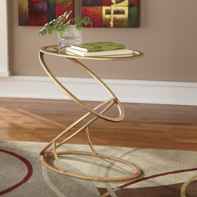 Golden Rings Table