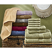 8 Piece Empress Egyptian Cotton Towel Set