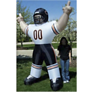Nfl Inflatable Touchdown Player