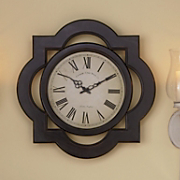 Architectural Wall Clock