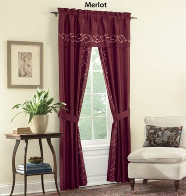 Royalton Window Treatment Set