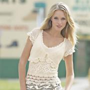 Camilla Crocheted Twinset