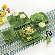 Square Dinnerware 16 Piece Set