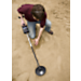 Gold Digger Metal Detector with Headphones by First Texas