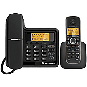 Motorola Cord Cordless Phone Set