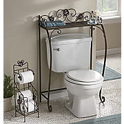 Beaded Bathroom Furniture