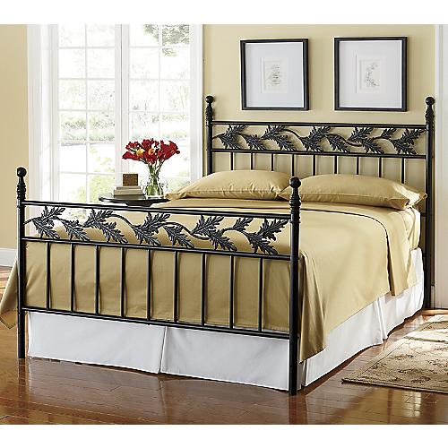 Furniture Bedroom Furniture King Bed Leaf King