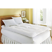 Your Choice Luxury Mattress Topper With Free Pillows