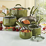 10 pc Bella Cookware Set By Silverstone