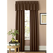 Thermal Pinch Pleat Panels And Valance B