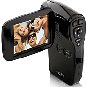 Coby Snapp Swivel Camcorder Bundle