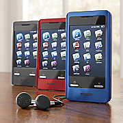 Coby Mp3 Video Player W Touschscreen 8Gb
