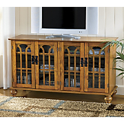 Tv Stand Arched 4 Door