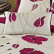 Poppies Oblong Pillow