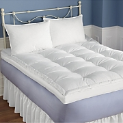Pillowtop Featherbed 3 With 2 Free Jumbo Pillows